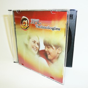 500 Slim CD Case Inserts